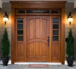 Front Door Windows Inspiration Simple Front Door Design With Shaded Glass Side Lite