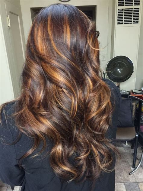 caramel balayage hair color newhairstylesformen2014 com best caramel balayage on brown hair 2017 the latest and