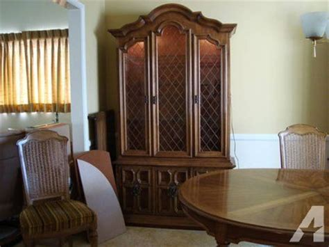 drexel heritage dining room set  sale  san diego california classified americanlistedcom
