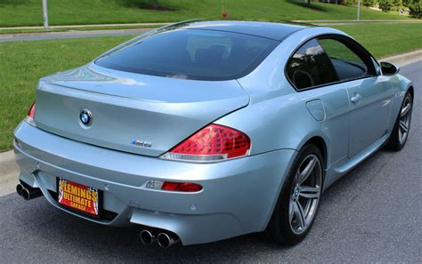 old car manuals online 2007 bmw m6 free book repair manuals 2007 bmw m6 2007 bmw m6 for sale to buy or purchase v10 e63 500hp 7 speed classic cars for