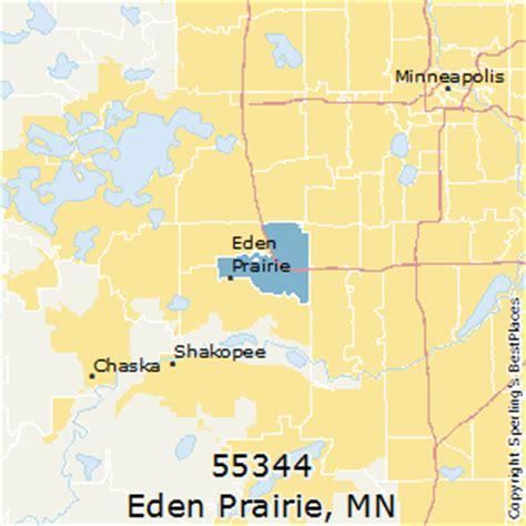 zip code map eden prairie mn best places to live in eden prairie zip 55344 minnesota