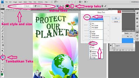 cara membuat poster sederhana dengan photoshop tutorial membuat poster sederhana dengan photoshop