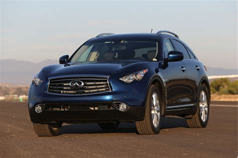 Infinity Of Details On The Next Infiniti Qx70 Fx