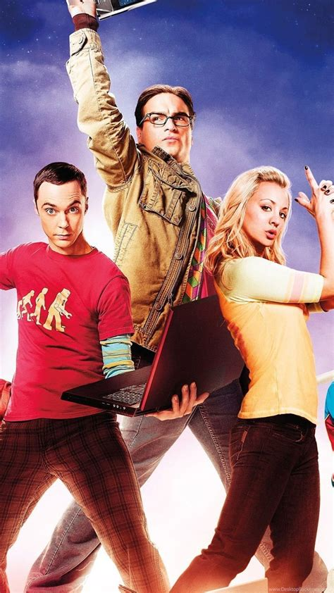big bang theory tv series wallpapers desktop background