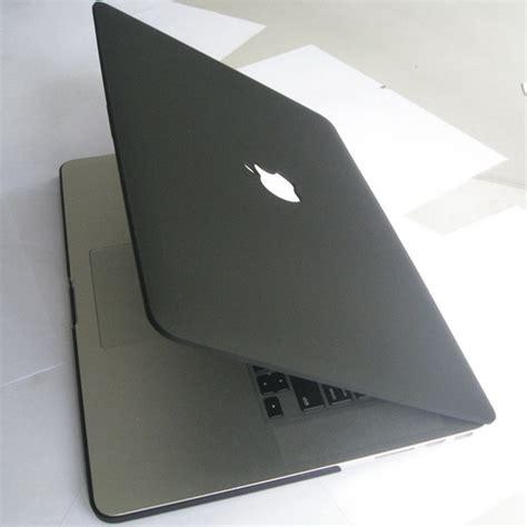 Macbook Retina 13 Matte Light Blue No Logo apple retina macbook pro 13 a1502 a1425 matte black cover logo cut out ebay