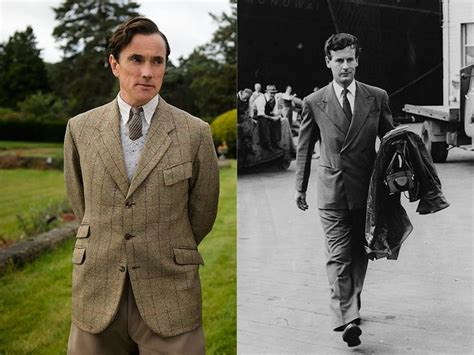 actor king george vi the crown the cast of the crown vs the real life royals george vi