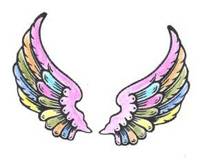 colored wings wings clipart clipart suggest