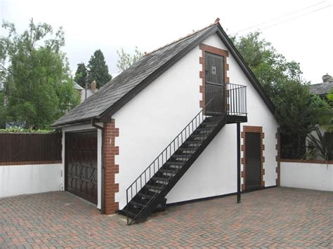 cost to build double garage with bedroom above 4 bedroom detached house for sale in albany road