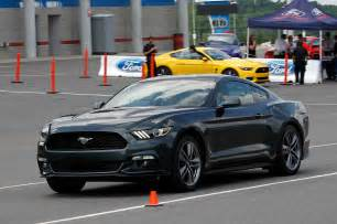 Ford Mustangs 2015 Ford Mustang Configurator Is Live Motor Trend Wot