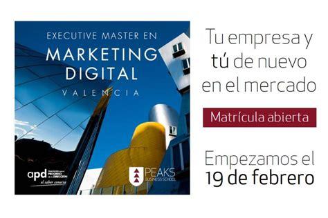 Executive Mba In Digital Marketing by El Mejor M 225 Ster Ejecutivo En Marketing Digital Empieza En