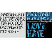 Here Is A Free 'Ed Hardy' Vintage Tattoo Inspired Font Download