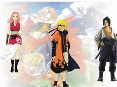 Naruto Sasuke Sakura Shippuden