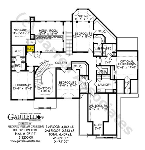staircase floor plans two staircase house plans