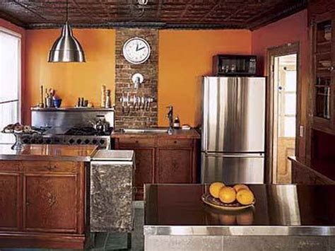 Interior Design Ideas For Kitchen Color Schemes Ideas Warm Interior Paint Colors With Kitchen Warm