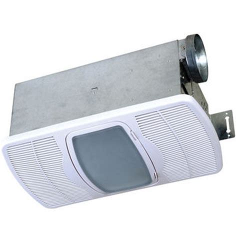 Bathroom Vent Light Combo by Bathroom Fans Deluxe Combination Heater Light
