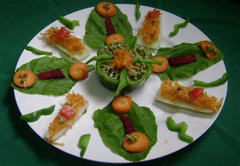 Vegetable Salad Decoration Ideas by Vegetable Salad Decoration Ideas Nationtrendz