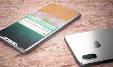 apple x launch date iphone 8 apple fans get another look at new smartphone
