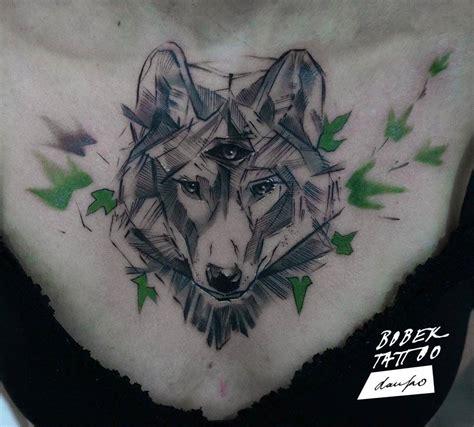 wolf eyes tattoo designs mandala wolf design ideas