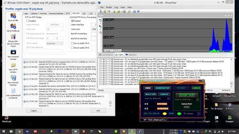 tutorial internet gratis ssh di pc tutorial lengkap berinternet gratis di pc laptop dengan