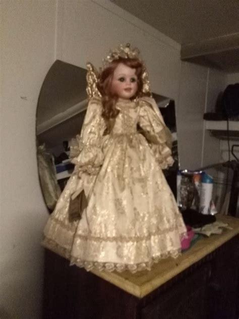 2 foot porcelain doll finding the value of seymour mann dolls thriftyfun