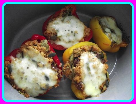 Ls Sunday Co cooking sunday stuffed peppers hels tells
