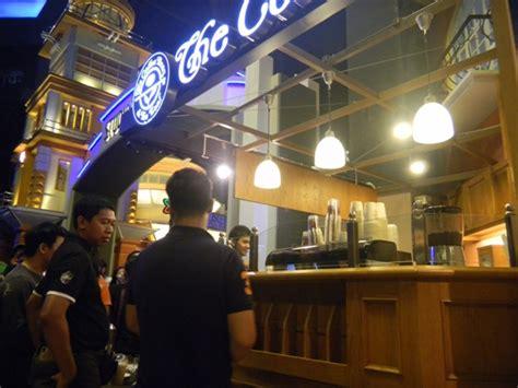 Coffee Bean Di Bandung tempat makan dan minum di trans studio bandung
