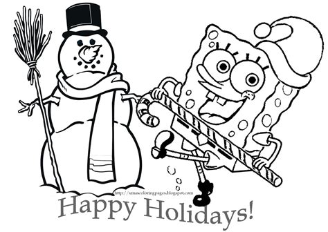 Fool With Spongebob 93b9 Coloring Pages Printable spongebob coloring book spongebob squarepants coloring page that shows spongebob