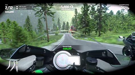 driveclub bikes kawasaki ninja   motorcycle game