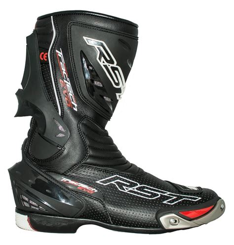 sportbike riding boots 199 99 rst mens tractech evo ce sport boots 2014 197793