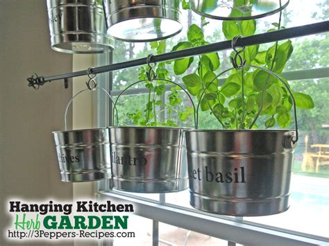 herb kitchen hanging kitchen herb garden