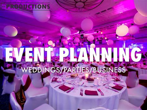 Event Organizer event planning by meiners