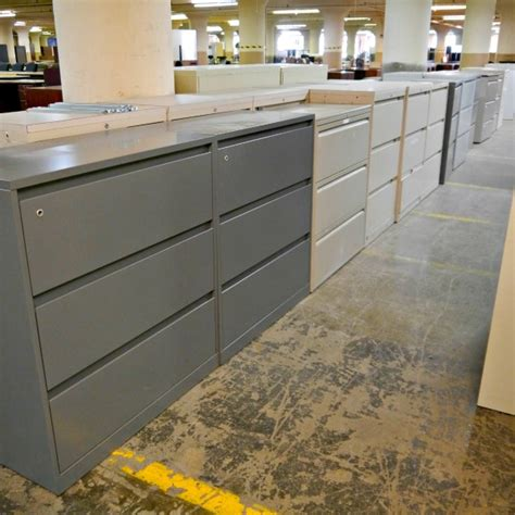 3 drawer lateral file cabinet used used 3 drawer lateral file cabinets office furniture