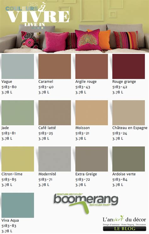 ophrey couleur peinture rona eco pr 233 l 232 vement d 233 chantillons et une bonne id 233 e de