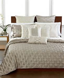 hotel coverlet hotel collection finest luster silk cotton king quilted