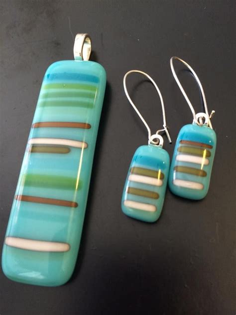 Handmade Jewelry Dallas - handmade fused glass jewelry by miss s line mol