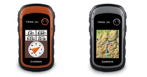 Gps Etrex 30x Garmin 30x introducing the garmin 174 etrex 174 20x and 30x outdoor handhelds garmin newsroom