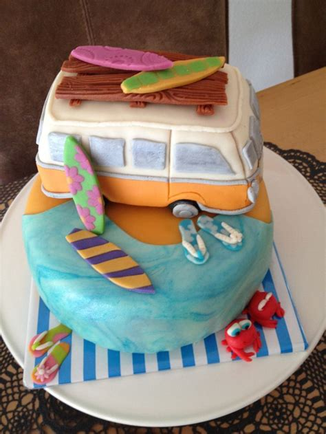 images  vw cakes cookies  pinterest volkswagen car cakes  birthday cakes