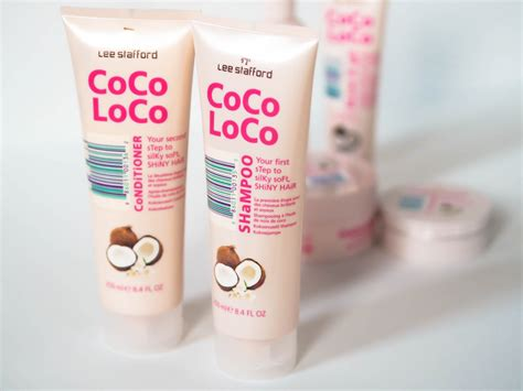 coco loco coco loco from lee stafford the whole range robowecop
