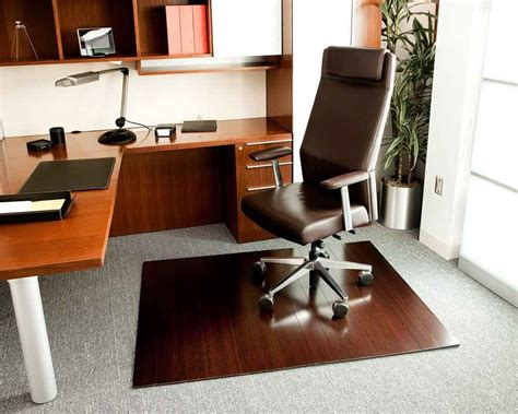 Computer Desk Floor Mats Computer Chair Mats To Protect Your Floor Office Architect
