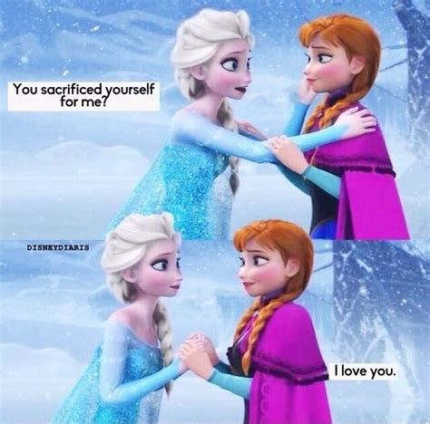 frozen film elsa s sister disney quotes frozen princess it all started with a
