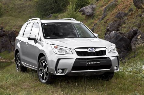 subaru cars news 2013 forester xt on sale from 43 490
