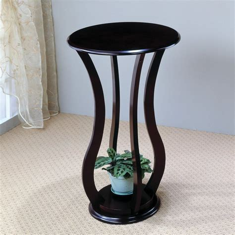 Indoor Plant Table by Shop Coaster Furniture 28 5 In Cherry Indoor