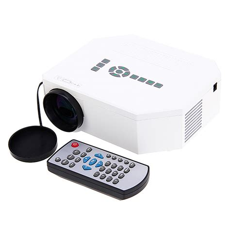 Proyektor Uc30 Uc30 1080p Mini Led Projector Hdmi Theater Projector Support Hdmi Vga