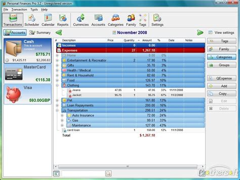 Personal Finance personal finance free personal finance software