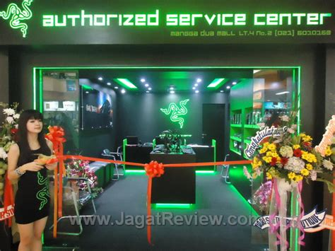 razer resmikan service center pertama di indonesia jagat review