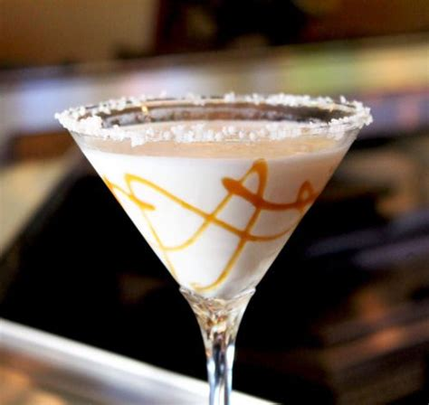 caramel martini rum chata salted caramel martini 2 parts rum chata 1