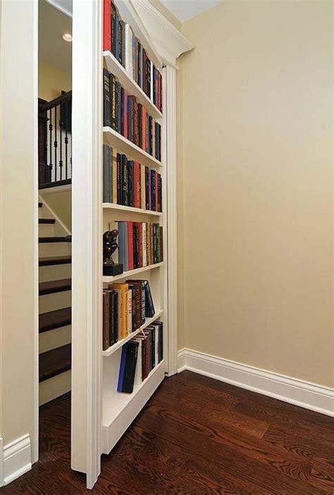 diy hidden bookcase door  projectsatobn