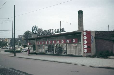 Tanzschule Porsche by Voets Braunschweig 1960 Neben Galeria Kaufhof Heute U A