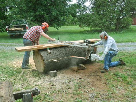 chainsaw mills log beds the chronicles of a woodworking apprentice last week at the