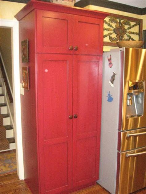 hand  built  pantry cabinet  cristofir bradley
